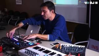 Cómo ser un DJ y DJ Productor. Masterclass Yo DJ III en el INS La Merce