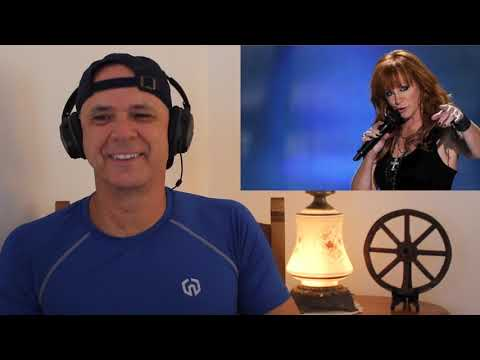 Reba McEntire -- He Gets That From Me  [REACTION]