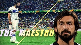 Andrea Pirlo - The Best Of The Maestro Ever | HD