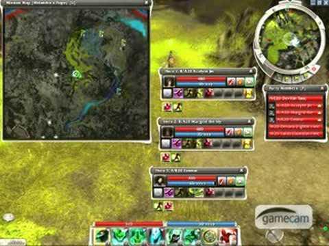 HFFF kurzick (guild wars)