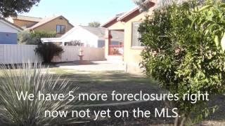 Gilbert Arizona 85296 Basement Home Foreclosure
