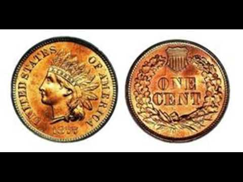 Coin Collecting: Flying Eagle and Indian Head Cents - US Mint Coin Series - Numismatics with Kenny