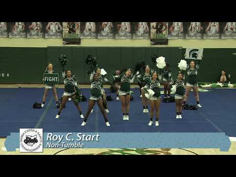 Roy C Start High School 2019- States!!