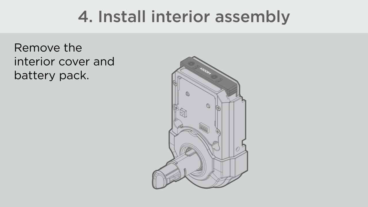 weiser smartcode 5 lever installation [ 1280 x 720 Pixel ]