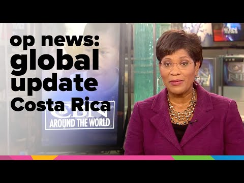 Costa Rica | CBN Global Update | Orphan's Promise
