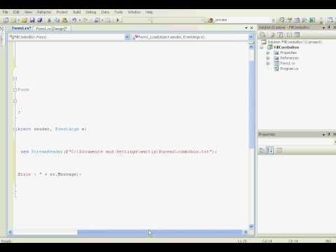 c# windows forms tutorial pdf