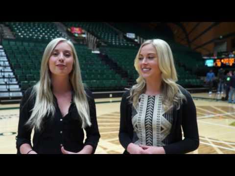 Colorado State Men's Basketball vs. Wyoming | Post Game