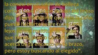 Glee - Gold digger (letra en español)