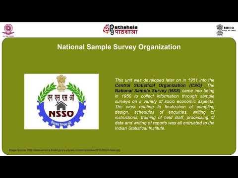 0306 Sample surveys NSSO rounds