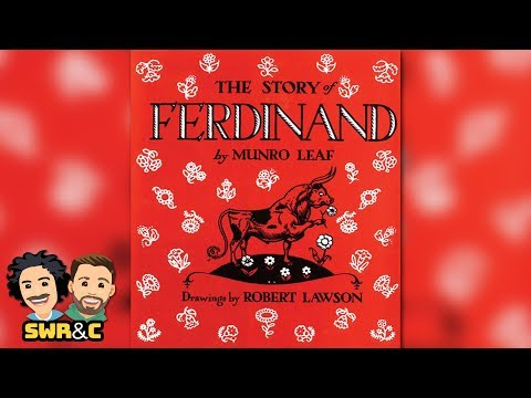 STORYTIME | The Story of Ferdinand by Munro Leaf | READ ALOUD