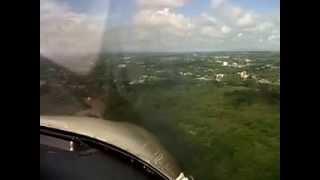 PIPER PA34 SENECA VERY SHORT LANDING SKNV NEIVA COLOMBIA