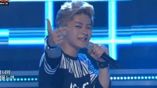 New us - Love Panic, 뉴어스 - 러브패닉, Show Champion 20130828 Mp3