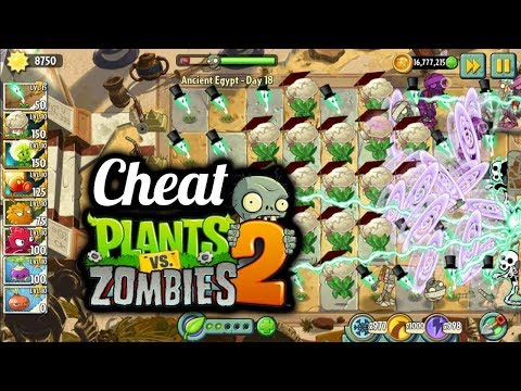 Mega Mod Plants vs Zombie 2 No Delay Unlimited All+ All Plants Unlocked