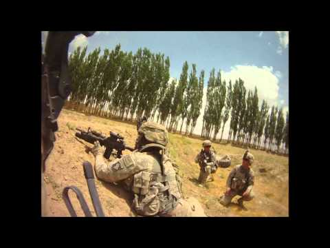 Screaming Eagles Ambushed after IED attack in Afghanistan 2011