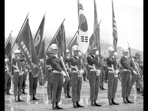320,000 Republic of Korea ROK Army in Vietnam War