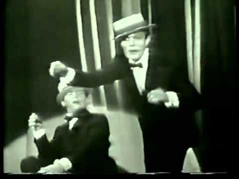 Bobby Darin and Louis Jourdan