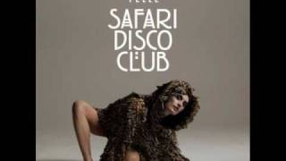 yelle safari disco club