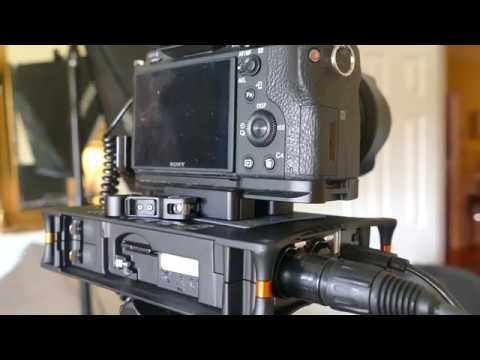 Sound Devices MixPre-6 Camera Audio Test