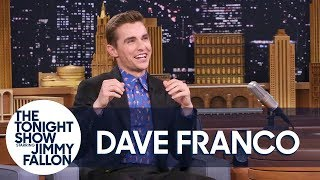 Dave Franco Had a Weed Cookie-Induced Panic Attack at His Surprise Party by : The Tonight Show Starring Jimmy Fallon