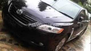 peshawar nice cars-and oo qarara rasha by rabia tabassum pashto song