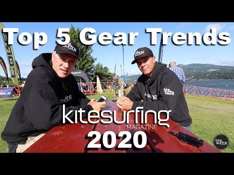 Top 5 Kitesurfing Gear Trends