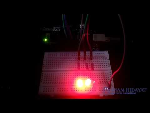 LED Blink Using Millis