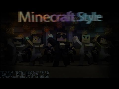 A Minecraft Parody - Minecraft Style - Lyrics - HD