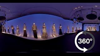 Gaultier-Ausstellung • Kunsthalle München • 360°-Video • #JPGMUC