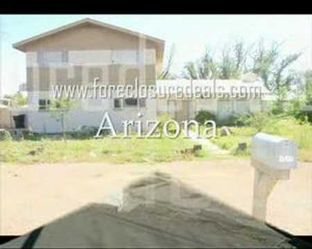 Arizona Foreclosure Homes - AZ