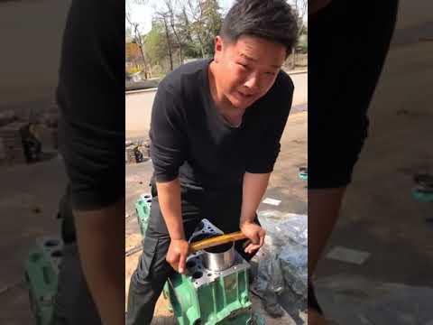 Hard Work Chinese Truck Mechanical