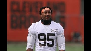 Myles Garrett Taking On A Leadership Role With 2021 Browns - Sports 4 CLE, 7/28/21