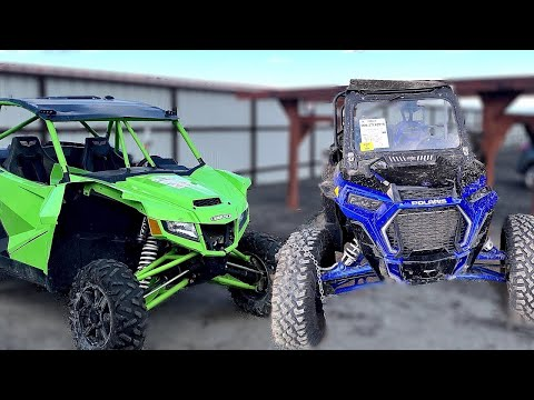 Rollover And Wrecked Side By Sides At Salvage Auction IAA UTVUnderground Polaris Yamaha Can-Am