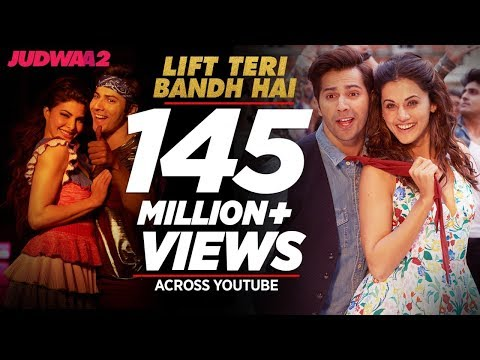 Lift Teri Bandh Hai Song | Judwaa 2 |...