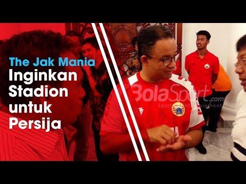 The Jak Mania Tagih Janji Anies terkait Stadion Baru untuk Persija Mp3
