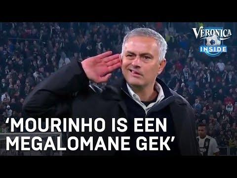 'Mourinho is een megalomane gek' | VERONICA INSIDE