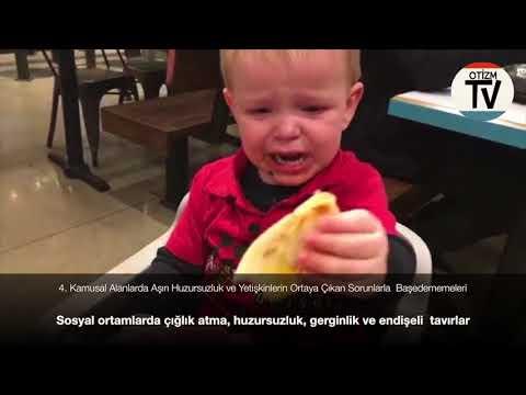 60 Saniye : Otizmin Bebek ve Çocuklukta Mutlaka Dikkat Edilmesi Gereken 10 Belirtisi  Bölüm  1