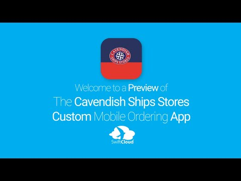 Cavendish Ships Stores - Mobile App Preview CAV354W