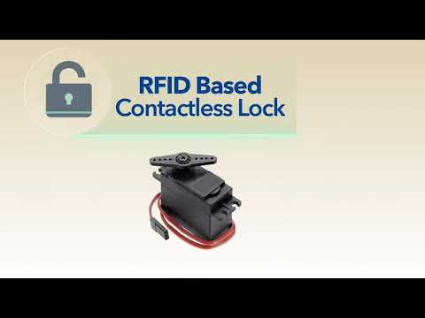 RFID Contactless Lock