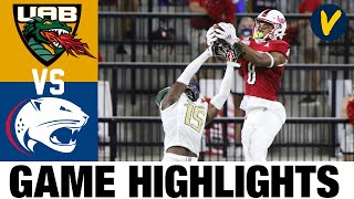 UAB vs South Alabama Highlights | Week 4 College Football Highlights | 2020 College Football