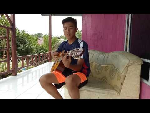 Cover lagu Adista - perasaan ku by : Achmad maulana