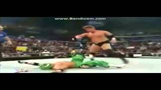 Rey Mysterio VS JBL World Heavyweight Title 2006 Highlights