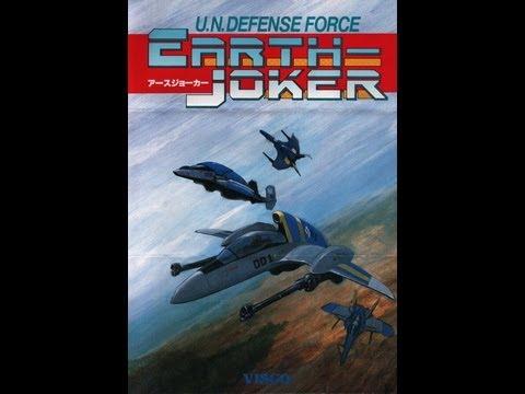 U.N. Defence Force: Earth Joker (Arcade/Visco Games/1993 Longplay) [HD]
