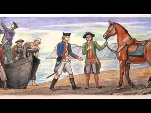Secrets and Spies: The Culper Ring and the American Revolution