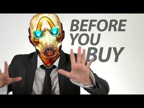 Borderlands 3 - Before You Buy