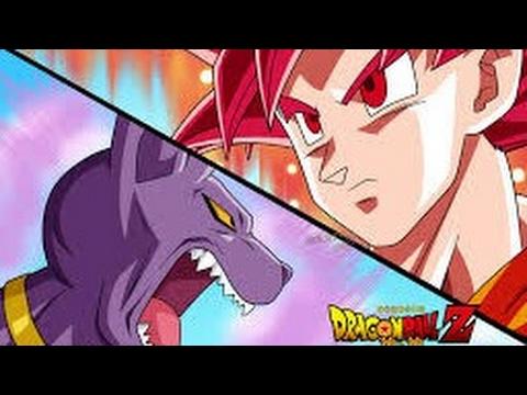SSG Goku vs Lord Beerus Full Fight(English Dub)