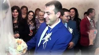 Яркая, красивая Армянская свадьба. Аркадий и Марика