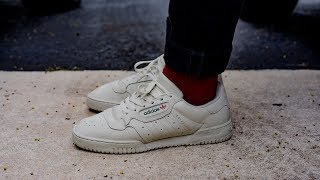 From $1000 to $200 in a matter of days + On Foot First Look  | Adidas Calabasa Yeezy PowerPhase