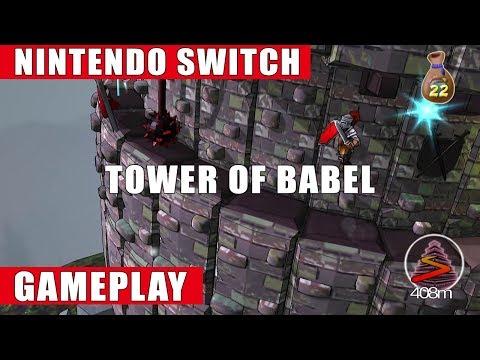 Tower of Babel Nintendo Switch Gameplay