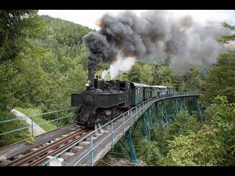 Die Ybbstalbahn 2014 - von Kienberg über Lunz nach Göstling