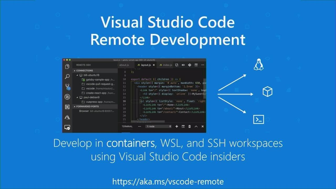 Building Python Web Applications with Visual Studio Code Docker and Azure -  BRK3020